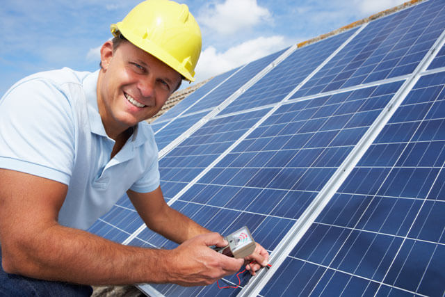 solar electric system installer southwest