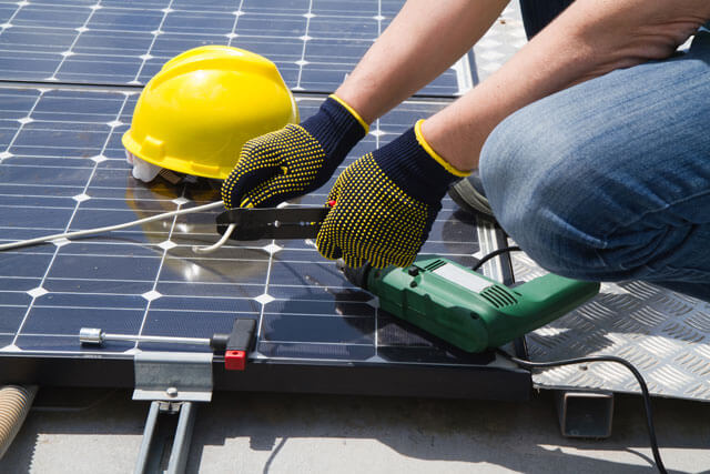solar panel installation southwest