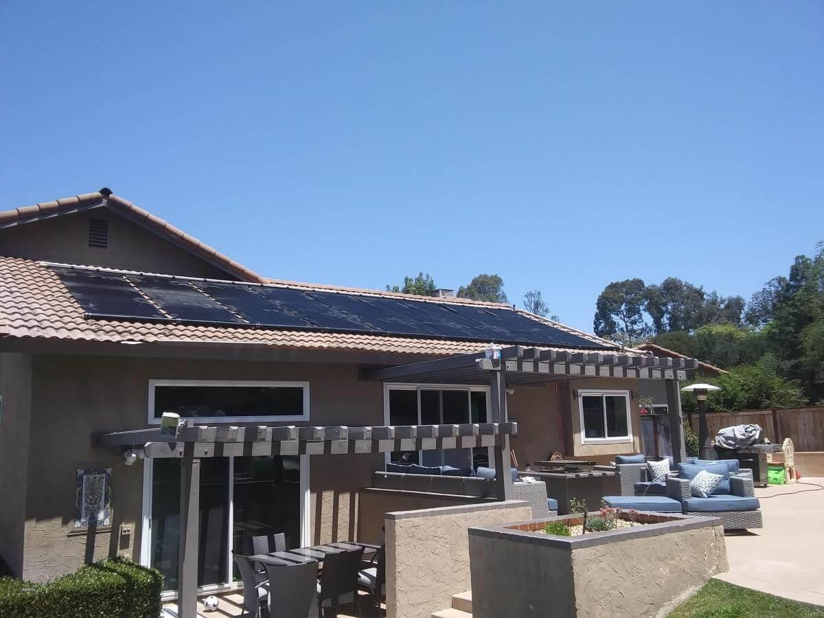 Celesital Solar Panel Project